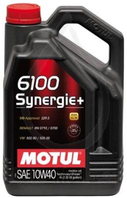 Motorno olje MOTUL SAE 10W40