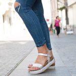 Ženske sandale, ki poskrbijo tudi za zračnost
