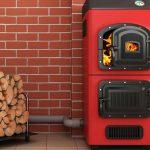 Menjava centralne peči na drva za bolj ekološko ogrevanje