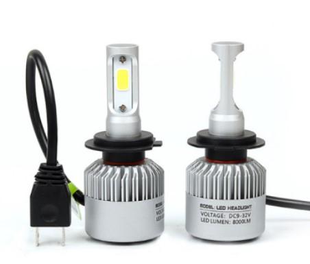 Tovarniško vgrajene žarnice H7 LED