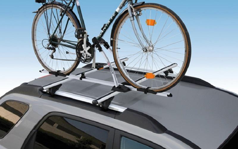 Strešni nosilci za avto - kolesa